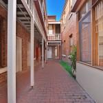 7) Outdoor Hallway