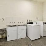 9) Laundry